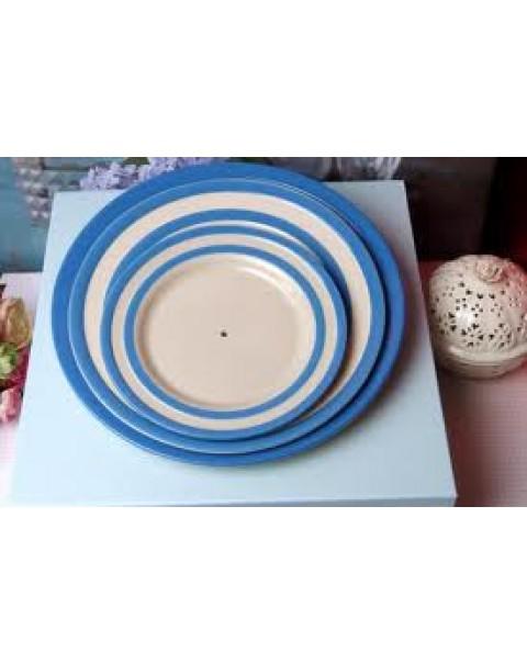 CORNISH BLUE CAKE STAND